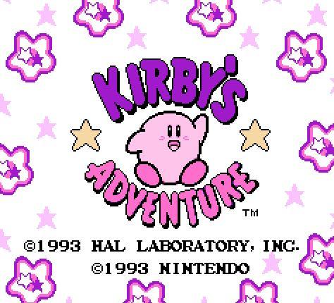 Приключения Кирби