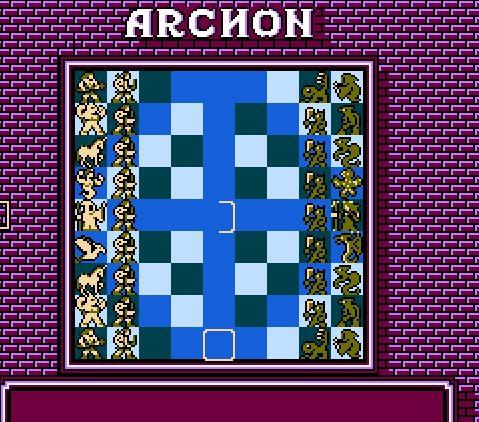 шахматы на денди