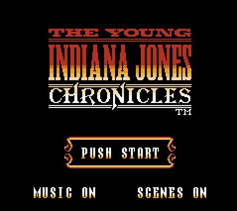 приключения Индианы Джонса